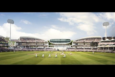 Isg To Start On New Lord S Stands News Building